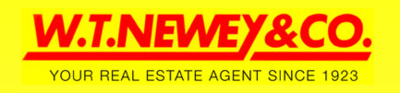 W.T Newey & co your real estate agent