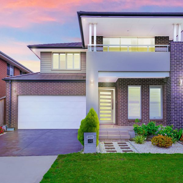 Residential house photography