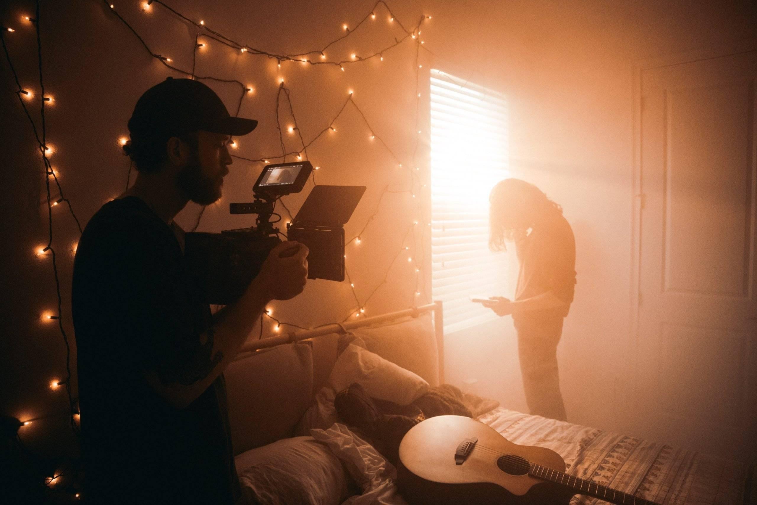 Photography & Videography shooting